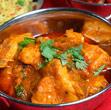 Photo de la recette Poulet au curry pistaches et noix de cajou